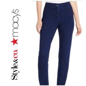 Style & Co Jeans - Style & Co. Galaxy Wash Jeggings